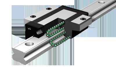 MAKKO CNC-Technik Linearführung